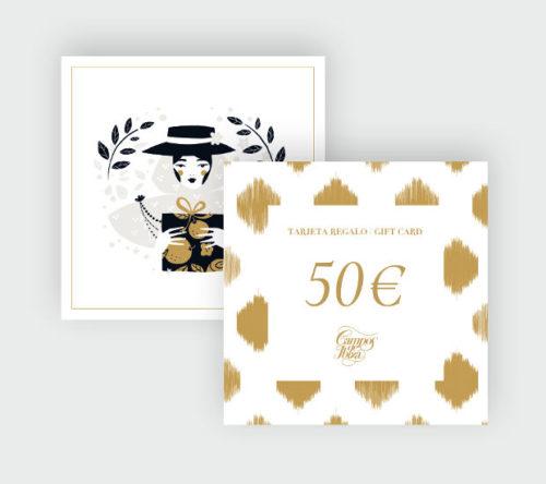 Campos de Ibiza - Gift Card