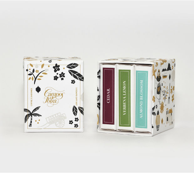 Campos de Ibiza - GiftBox