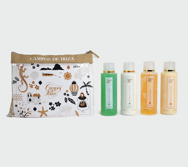 Campos de Ibiza - Travel kits