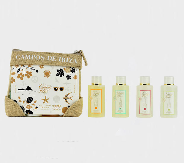 Campos de Ibiza - Travel set
